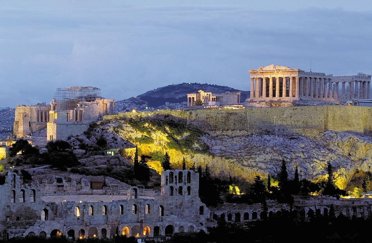 All Day Excursion In Athens