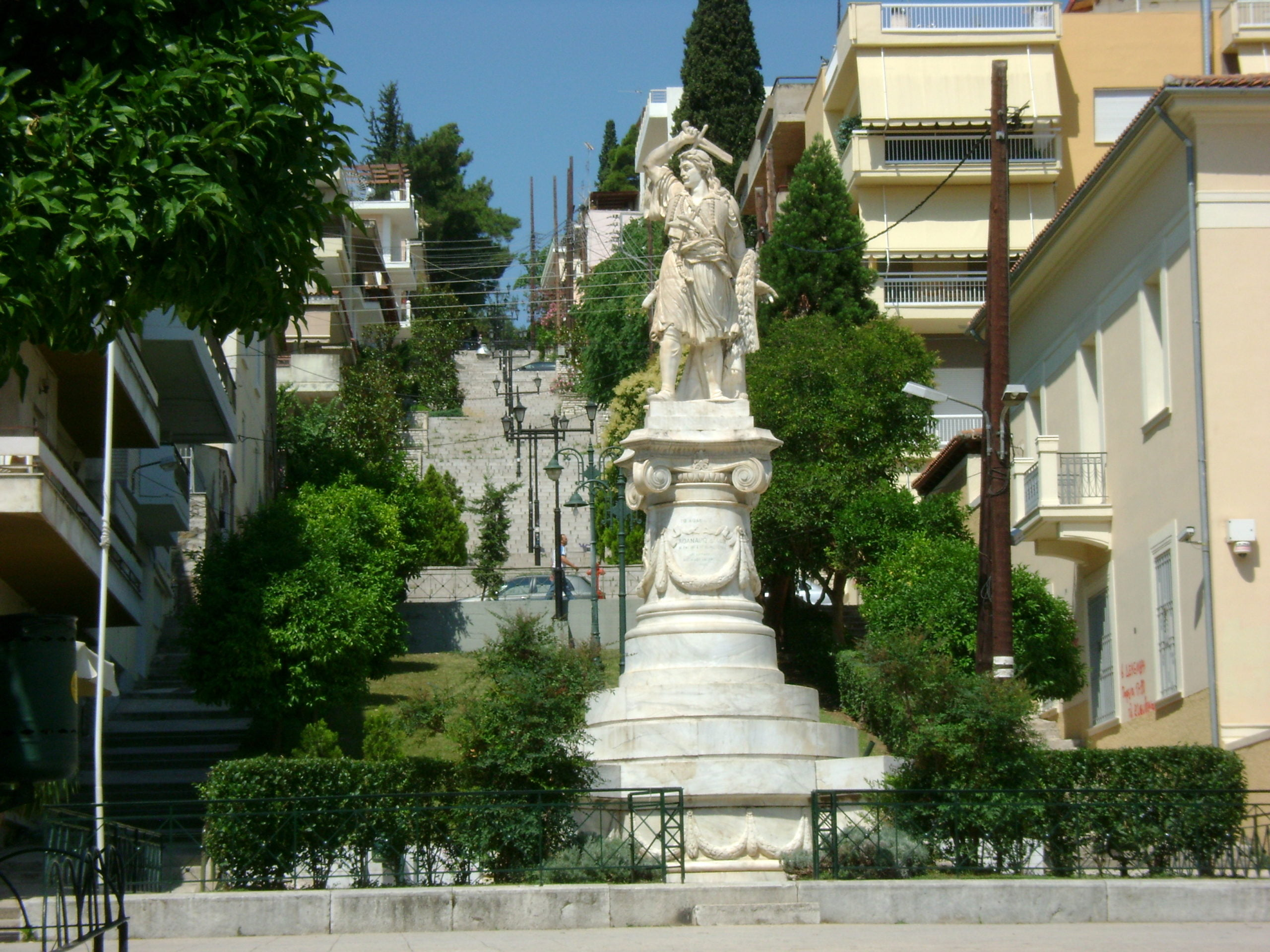 Athens Airport Transfer to/from Lamia