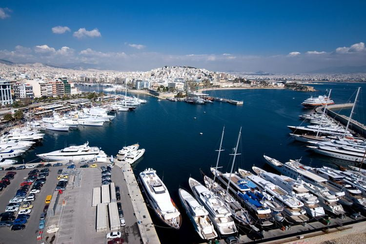 Athens Airport (ATH) transfer to/from Marina Zeas