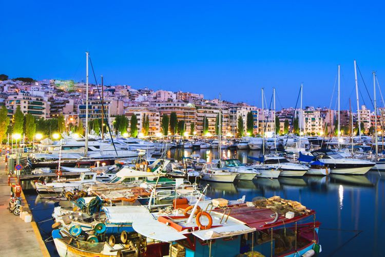 Athens Airport (ATH) transfer to/from Mikrolimano