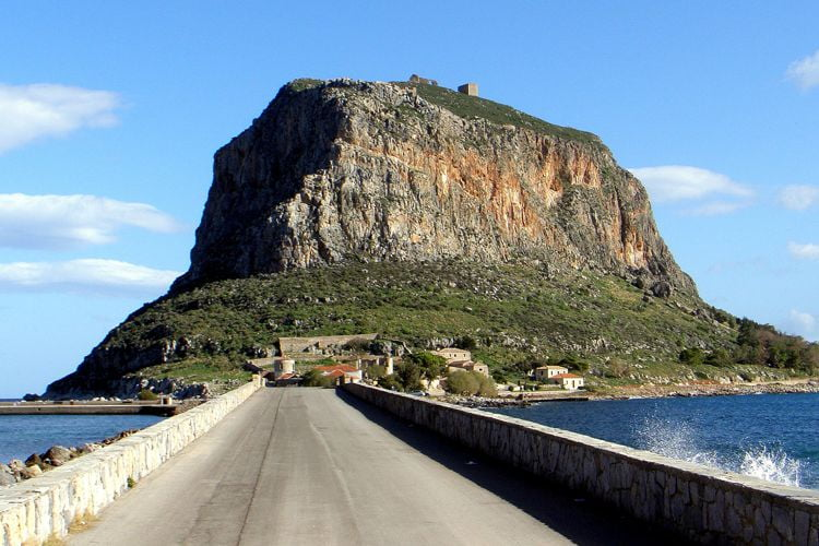 Athens Airport (ATH) transfer to/from Monemvasia