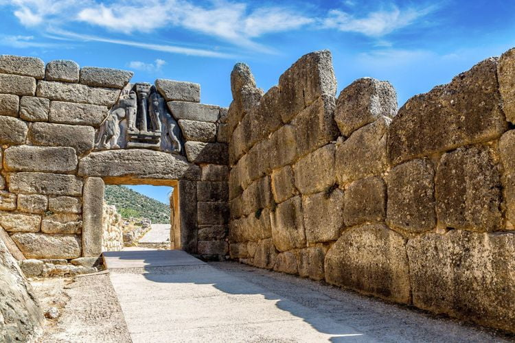 Athens Airport (ATH) transfer to/from Mycenes
