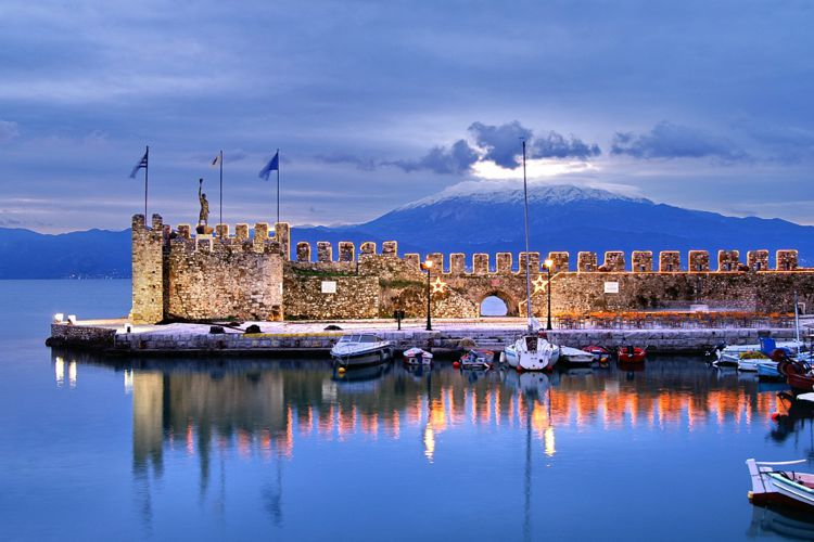 Athens Airport (ATH) transfer to/from Nafpaktos