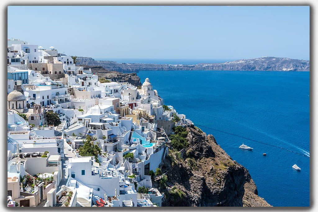 Santorini One Day Tour